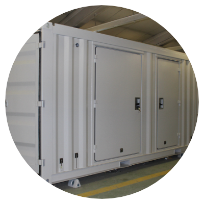ABS intec - Technikcontainer indivudellefertigung abs - Planung & Engineering