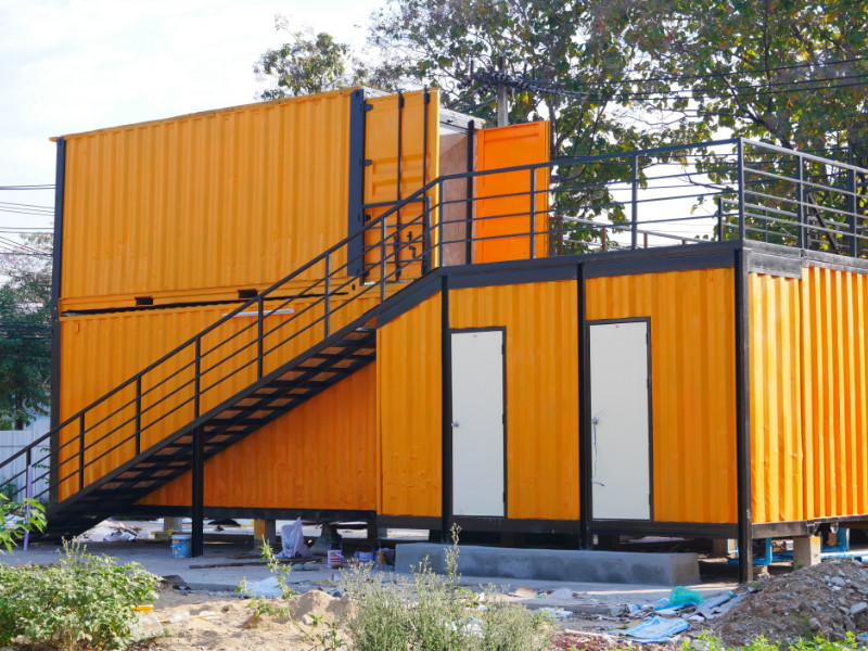 ABS intec - Technikcontainer abs kontakt 3 - Technikcontainer & Modulbau