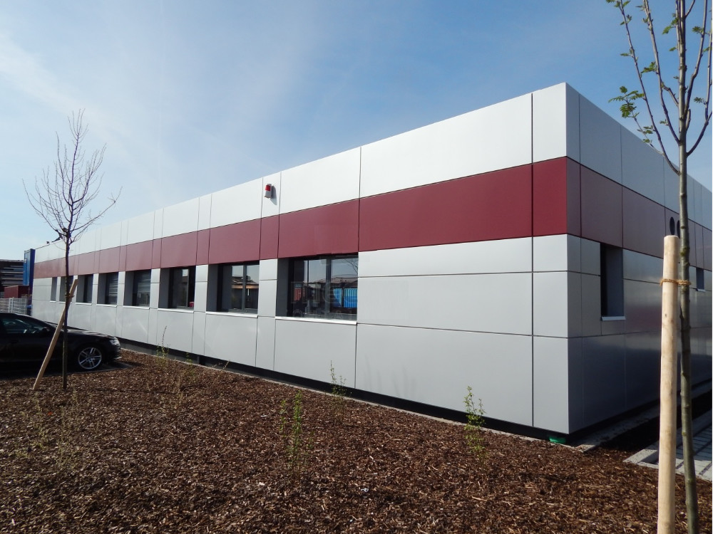 ABS intec - Technikcontainer abs modulbüro1 - Planung & Engineering