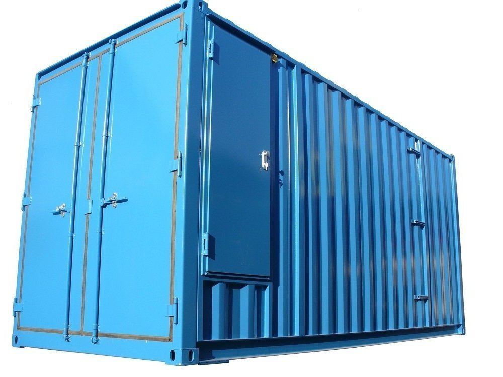 ABS intec - Technikcontainer Industriecontainer Doppeltür Außenbefestigungen Zugangstüre e1572531539346 - Batteriecontainer