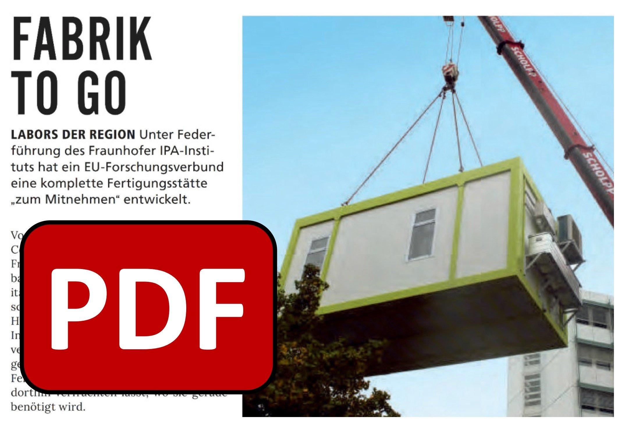 ABS intec - Technikcontainer IHK Fabrik to go PDF 1 - Planung & Engineering